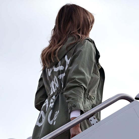 "Reactions to Melania Trump's ""I Really Don't Care"" Jacket"