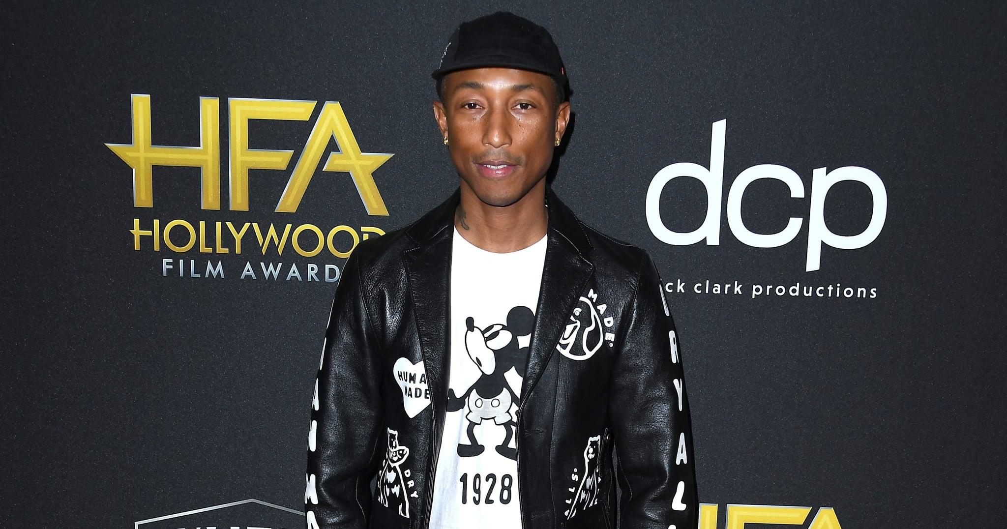 Pharrell Williams Is Now a Rock and Roll Hall of Fame Board Member