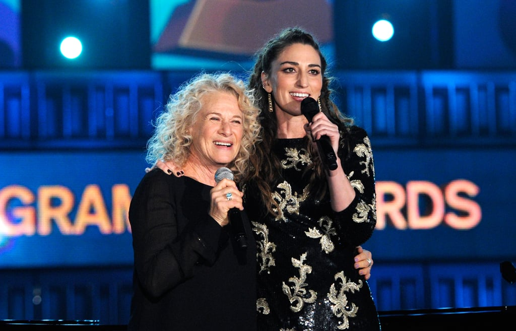 Sara Bareilles Is Brave and Bold on the Grammys Stage