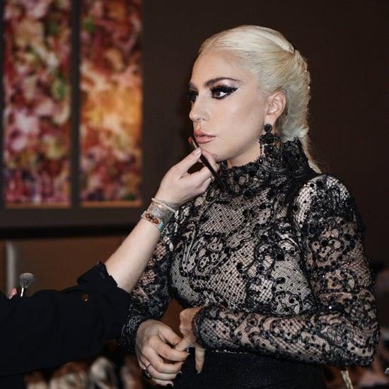 Lady Gaga 2018 Grammys Makeup