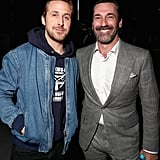 Thirst Levels Are on the Rise Due to This Photo of Ryan Gosling and Jon Hamm