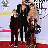 Seriously, We Cannot Get Enough of Ashlee Simpson's Family at the AMAs