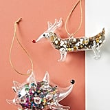 Confetti-Filled Animal Ornament