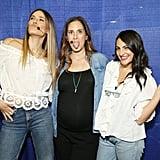 Pictured: Eden Grinshpan, Melissa Ben-Ishay, and Samantha Wasser