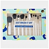 Tri-Coastal Design Just Brush It Off Cosmetic Brush Set