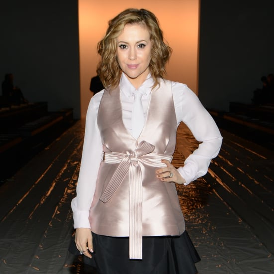 Alyssa Milano Is Pregnant With Second Child