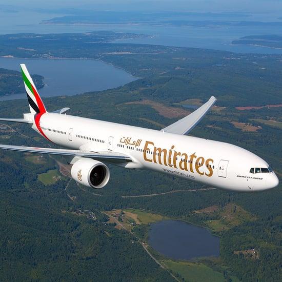 خصومات تذاكر طيران الإمارات في أبريل 2018