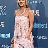 Kaley Cuoco's Dress Critics' Choice Awards 2017