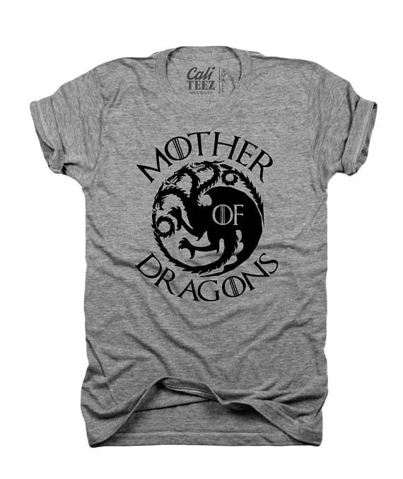 Khaleesi, Mother of Dragons T-shirt