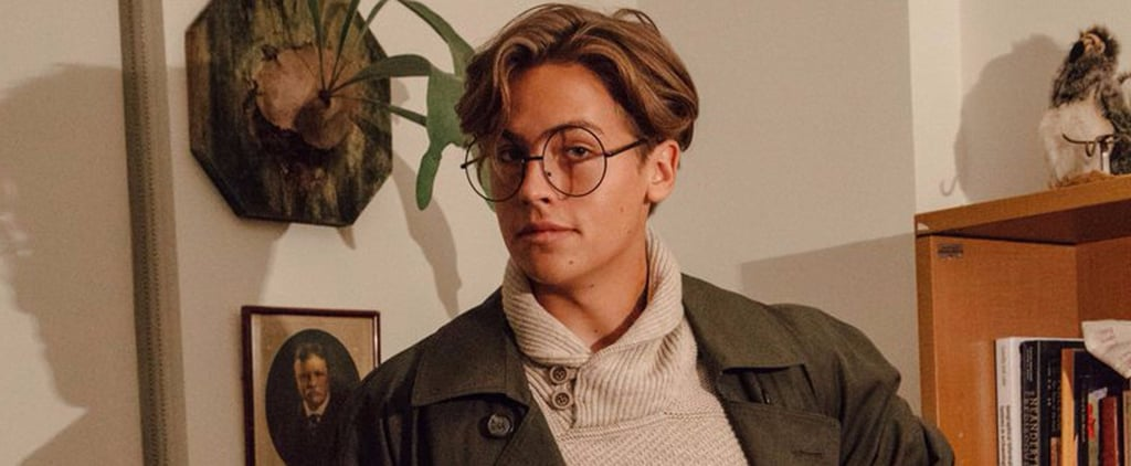 Cole Sprouse's Crazy-Good Halloween Costumes Will Make You Want to Up Your Game
