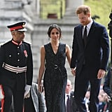 Prince Harry Meghan Markle Stephen Lawrence Memorial Service
