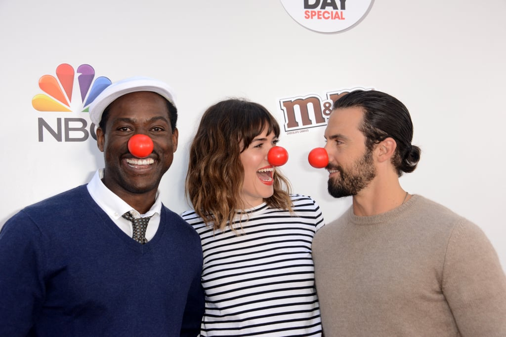 This Is Us Cast Hanging Out