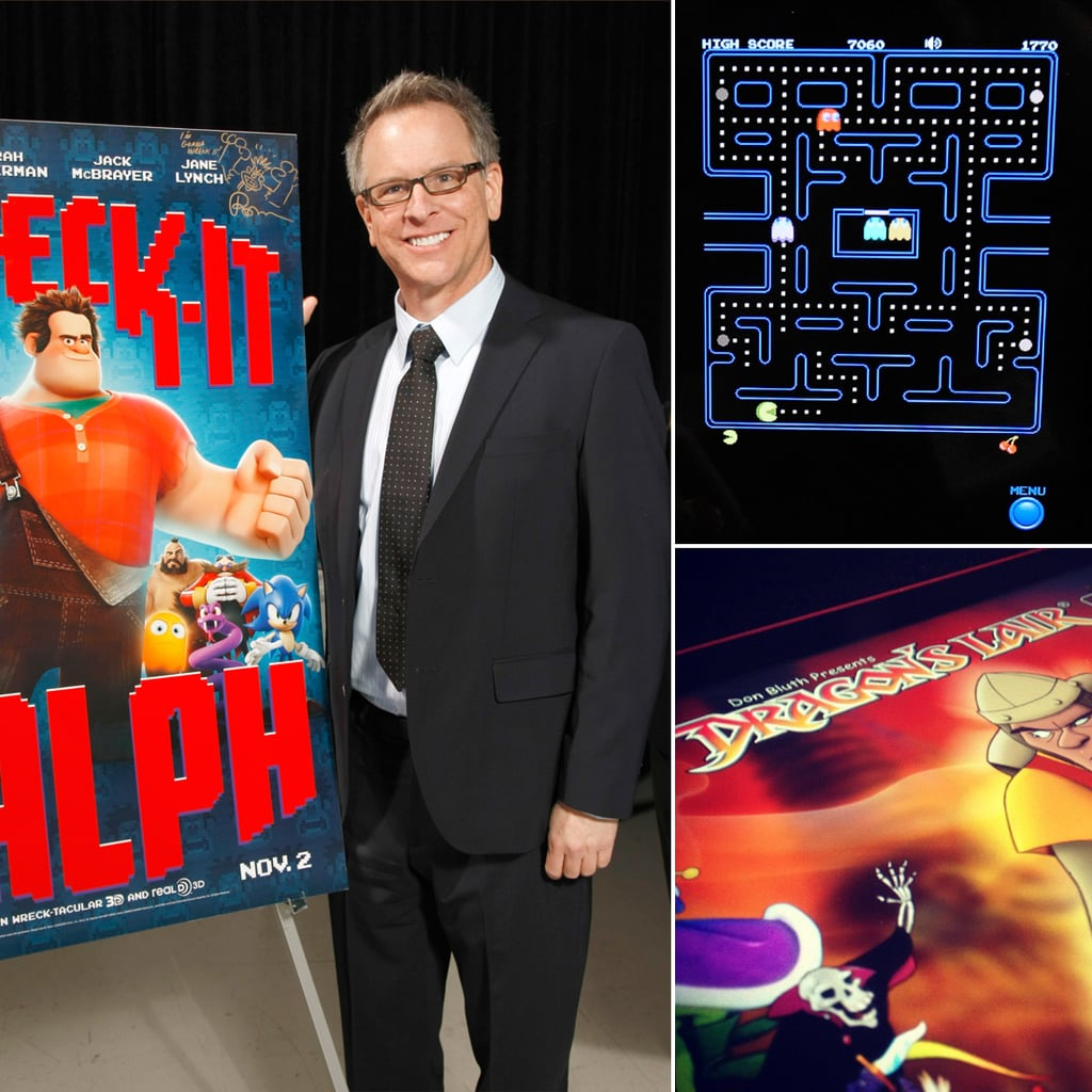 The Top 5 Games of All Time, According to Wreck-It Ralph's Rich Moore