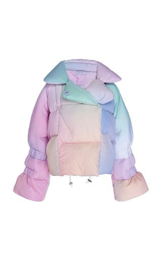 Saks Potts Star Printed Puffer Jacket