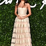 Sara Sampaio at the British Fashion Awards 2019 in London