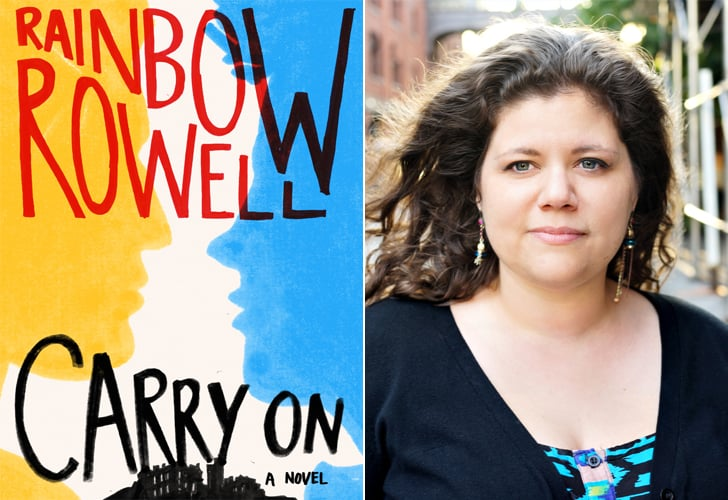 Author Rainbow Rowell Tells Us Which Hogwarts House She Was Sorted Into PopsugarLoveHarry PotterRainbow Rowell Interview About Carry OnAuthor Rainbow Rowell Tells Us Which Hogwarts House She Was Sorted Into October 7, 2015 by Tara Block225 Shares Chat with us on Facebook Messenger. Learn what