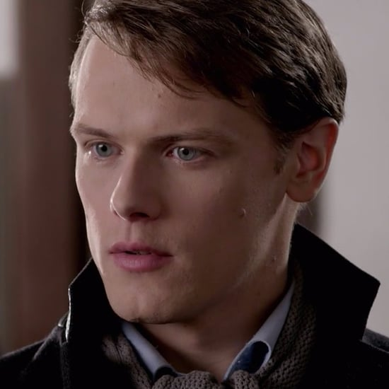 Sam Heughan in A Princess For Christmas
