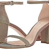 Stuart Weitzman Nearlynude Heeled Sandals
