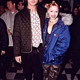 Gavin Rossdale and Gwen Stefani in 1997