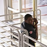 Okieriete Onaodowan has left Broadway behind to play firefighter Dean Miller.