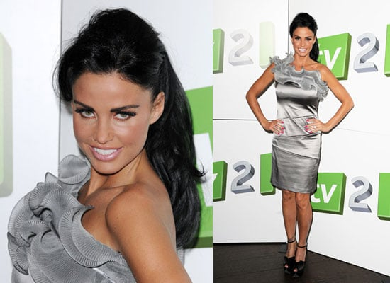 Photos of Katie Price at TV Show Launch
