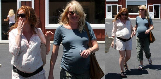 Naomi & Isla Are My Favorite Pregnant Aussies