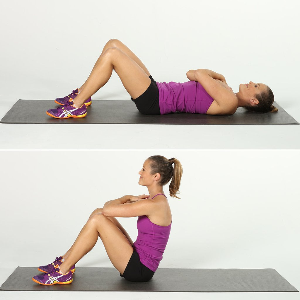 On when the feet keep ground ups my sit cant i doing 4 Must