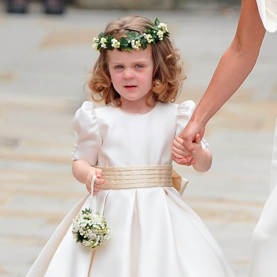 Royal Wedding Bridesmaid Grace Van Cutsem