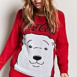 Forever 21 Coca-Cola Holiday Sweater