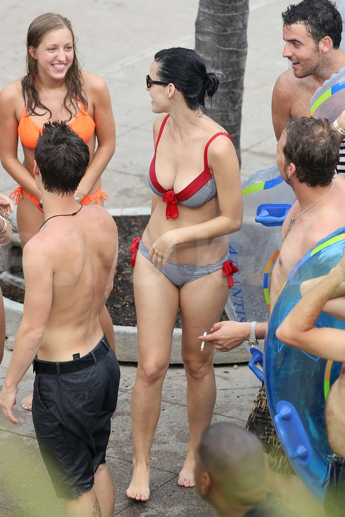 Pictures of Katy Perry in a Bikini