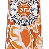 "L'Occitane ""Passionate Jasmine"" Hand Cream ($12)"