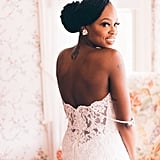 Bridal Hairstyle Inspiration For Black Women