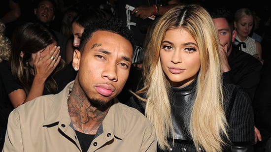 Kylie Jenner and Tyga Head to Las Vegas With King Cairo -- See the Cute Pics!