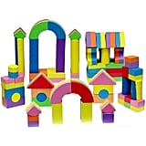 Click N' Play Non-toxic Foam Blocks
