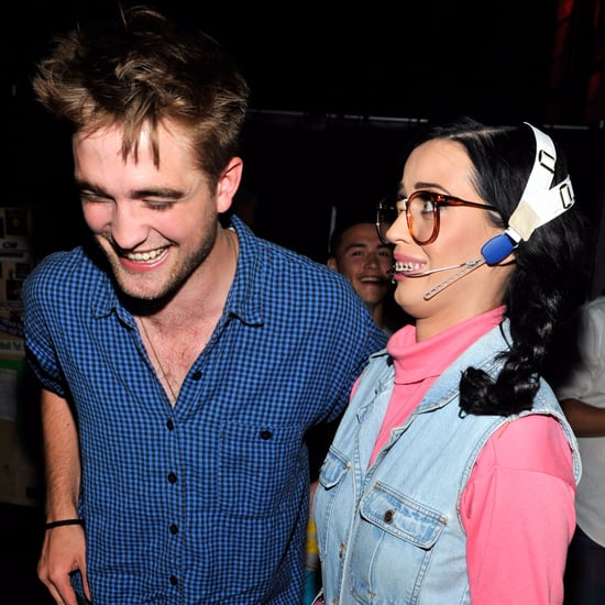 Katy Perry and Robert Pattinson Photos