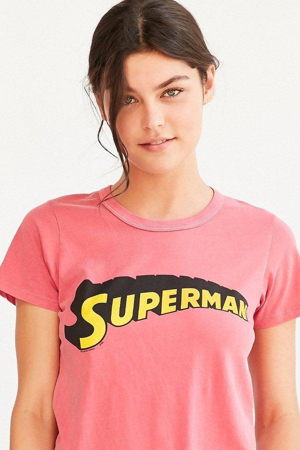 Junk Food Clothing Superhero Tee ($39)