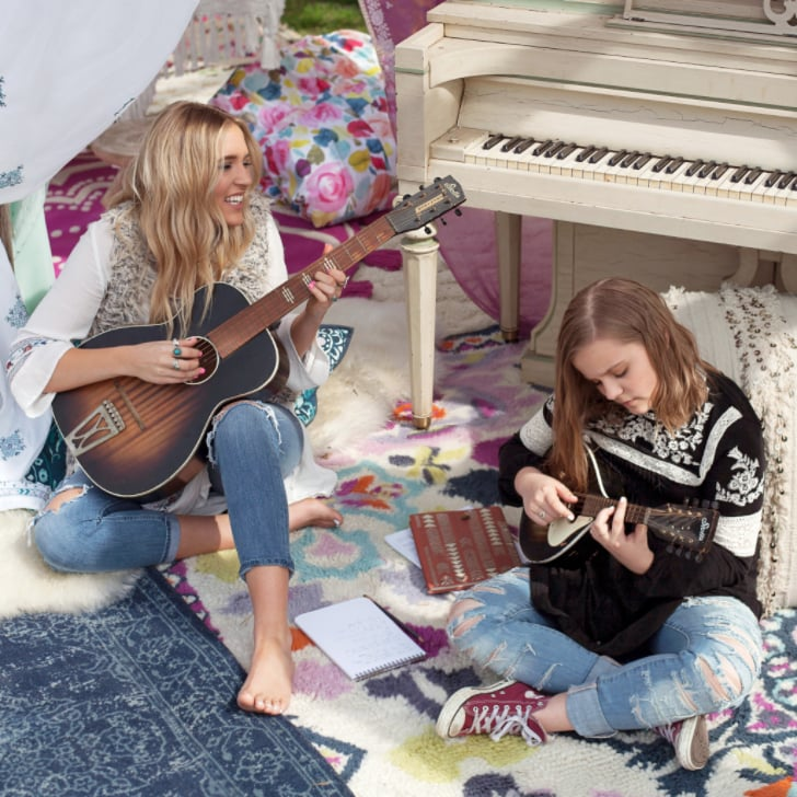 products pictured medallion tapestry quilt sham indigo lennon and maisy pbteen bohochic collection fall popsugar moms photo 10