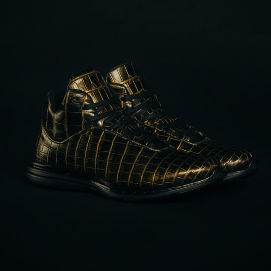 $20,000 APL Gold Sneakers