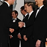 William and Tom Hiddleston