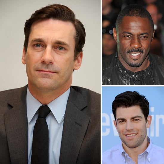 Hot Actors Nominated For Emmys 2012