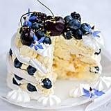 Vegan Meringue Stack Cake