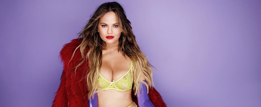 This Video of Chrissy Teigen Singing to John Legend in Lingerie Will Steam Up Your Screen