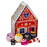 Lush Gingerbread House Gift Set