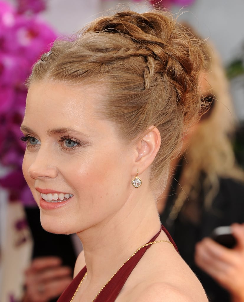 Braided Updo is the Hairstyle of the 2014 Awards Season