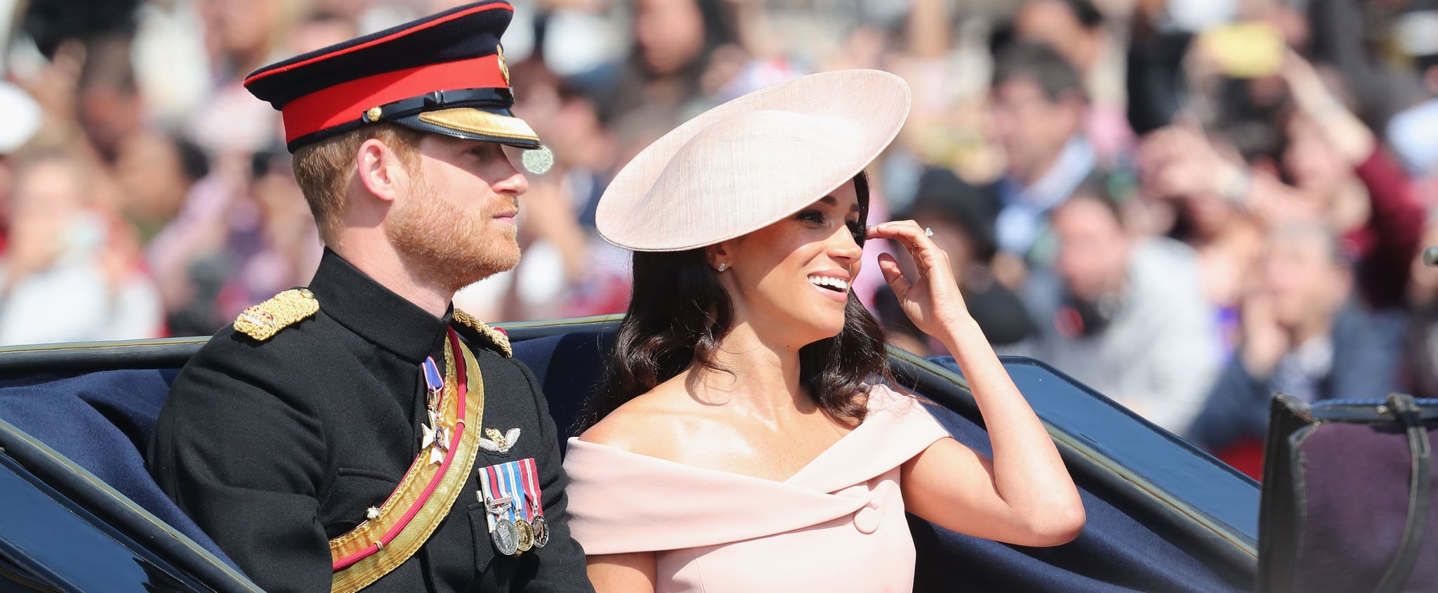 Meghan Markle Breaking Fashion Rules