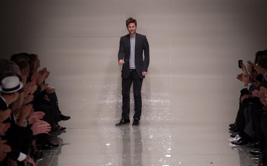 Christopher Bailey Wins Designer of the Year at the 2009 British Fashion Awards 2009-12-09 16:15:38