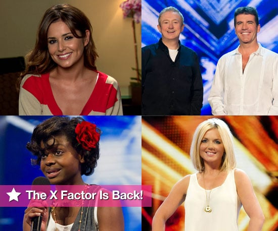 Pictures of The X Factor Series 7 Including Gamu, Cheryl Cole, Jham, G & S, Simon Cowell and More