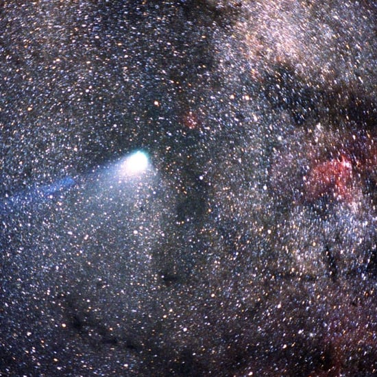 How to Watch the Halley's Comet Meteor Shower