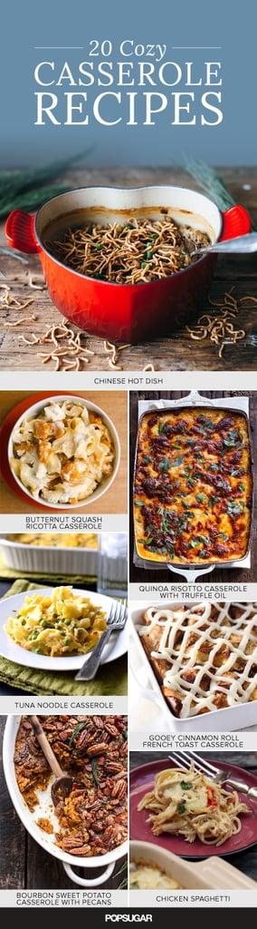 20 Cozy Casserole Recipes
