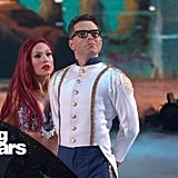 Bobby Bones and Sharna Burgess's Performance